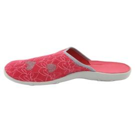Befado kvinnors skor 235D160 röd 3