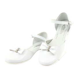 Courtesy ballerinas Communion Miko 671 vit 3