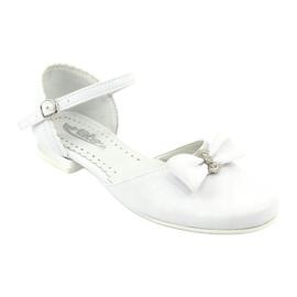 Courtesy ballerinas Communion Miko 671 vit 1