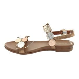 Gyllene sandaler Daszyński MR1958-1 2