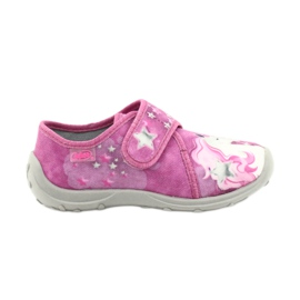 Befado barnskor 560X118 rosa 1