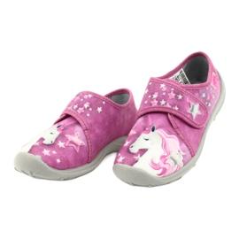 Befado barnskor 560X118 rosa 3