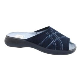 Befado kvinnors skor pu 442D147 blå 1