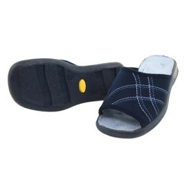 Befado kvinnors skor pu 442D147 blå 4