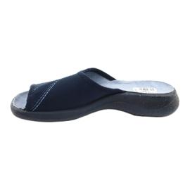 Befado kvinnors skor pu 442D147 blå 2