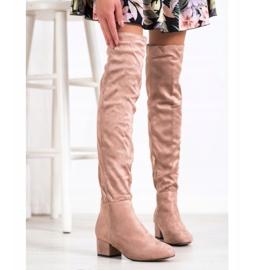 Fashion Pulvermusketer rosa 1