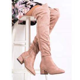Fashion Pulvermusketer rosa 2