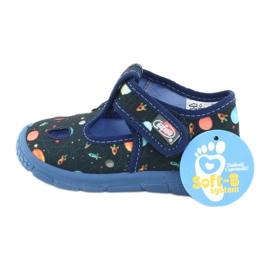 Befado barnskor 533P011 marinblå 6