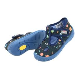 Befado barnskor 533P011 marinblå 4