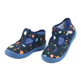 Befado barnskor 533P011 marinblå 3