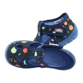 Befado barnskor 533P011 marinblå 5