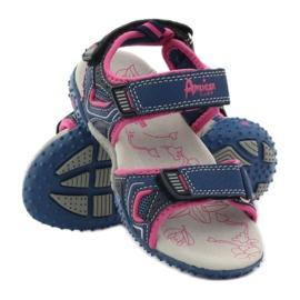 American Club Amerikanska 1617 tjejer sandaler 3